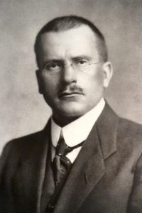 Picture of Carl Jung.